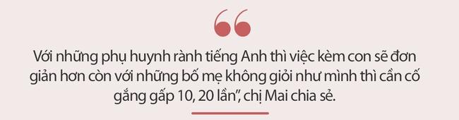 Không giỏi tiếng Anh, bà mẹ ở Phú Thọ vừa học vừa giúp con chinh phục học bổng hai trường tư thục nước ngoài danh giá - Ảnh 3.