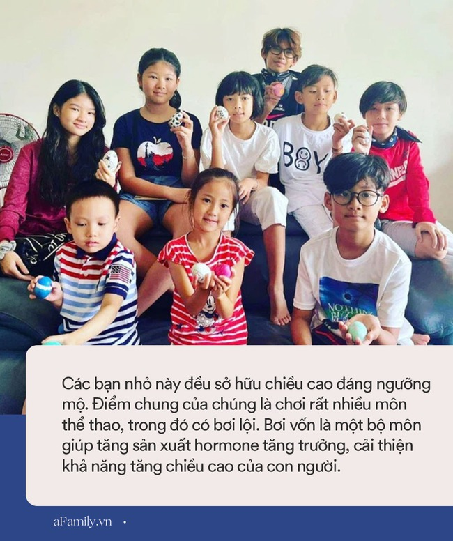 Hội Alpha Kid con nhà gia thế khủng showbiz Việt bé nào cũng chân dài không ai thua ai, biết bí quyết nhiều mẹ thấy tiếc vì không cho con tiếp xúc sớm - Ảnh 7.