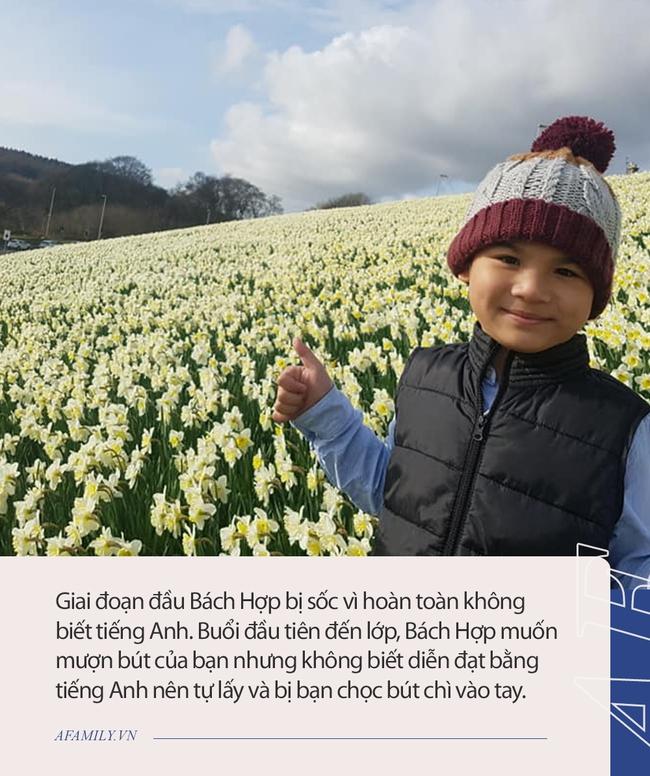 Không giỏi tiếng Anh, bà mẹ ở Phú Thọ vừa học vừa giúp con chinh phục học bổng hai trường tư thục nước ngoài danh giá - Ảnh 2.
