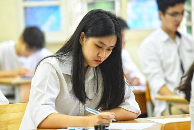 Không muốn trượt ĐH, đừng để sai sót khi điền phiếu dự thi tốt nghiệp THPT 2021 - Ảnh 1.