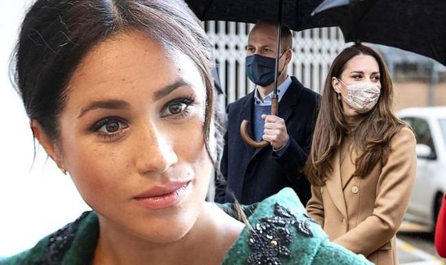 """Không phải """"drama chiếc váy phù dâu"""", đây mới là lý do khiến Meghan Markle ghi hận trong lòng với gia đình Công nương Kate - Ảnh 2."""