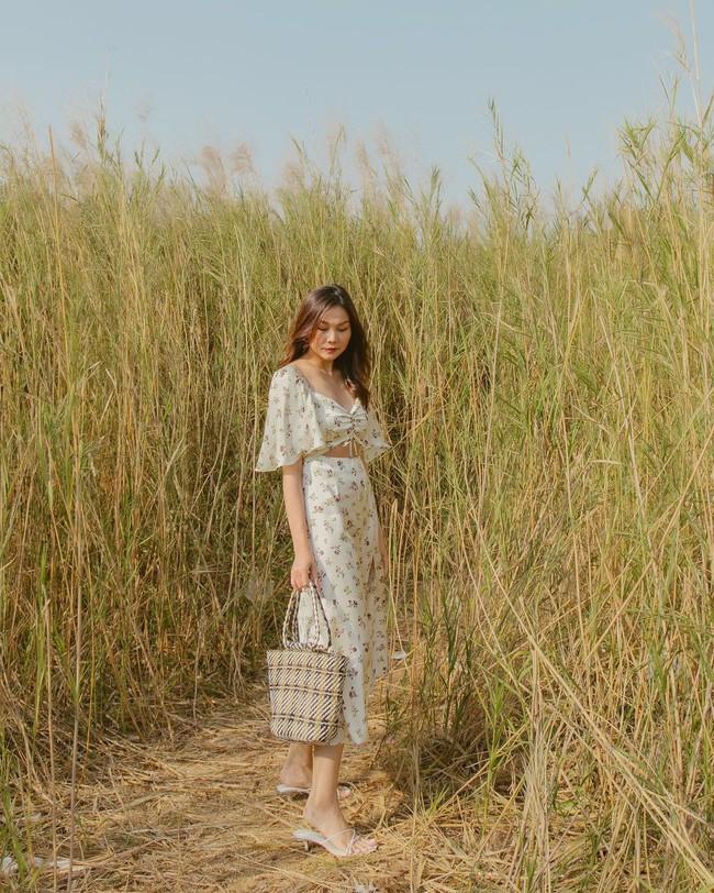 Thanh Hằng mới cập nhật một loạt outfit mùa Hè xinh ngây ngất, nàng 30+ học theo thì đảm bảo trẻ trung mà vẫn thanh lịch - Ảnh 2.