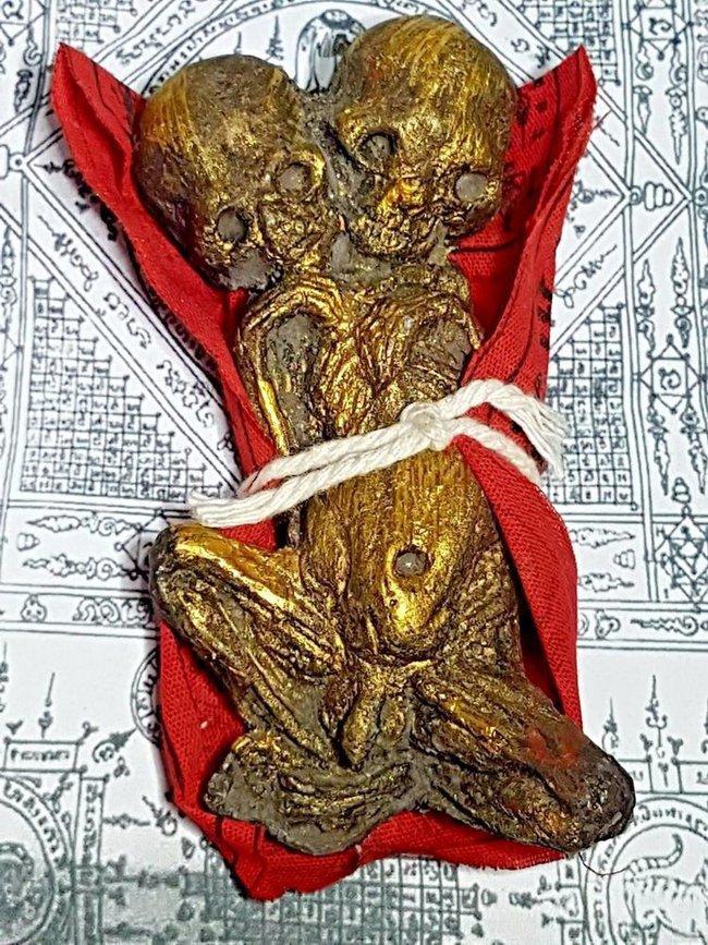 """Búp bê Kumanthong: Thứ đồ chơi gắn mác """"ma quái"""" trở thành niềm tin mù quáng của nhiều người và những câu chuyện rùng rợn ám ảnh khôn nguôi - Ảnh 7."""