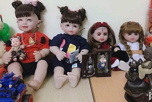 """Búp bê Kumanthong: Thứ đồ chơi gắn mác """"ma quái"""" trở thành niềm tin mù quáng của nhiều người và những câu chuyện rùng rợn ám ảnh khôn nguôi - Ảnh 1."""