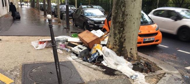 """Những hình ảnh gây sốc cho thấy thành phố Paris hoa lệ """"ngập trong rác"""" khiến cộng đồng mạng thất vọng tràn trề, thực hư ra sao? - Ảnh 7."""