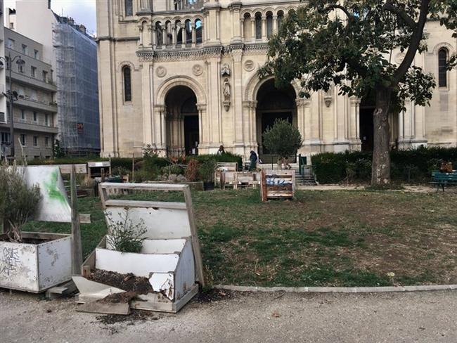 """Những hình ảnh gây sốc cho thấy thành phố Paris hoa lệ """"ngập trong rác"""" khiến cộng đồng mạng thất vọng tràn trề, thực hư ra sao? - Ảnh 8."""
