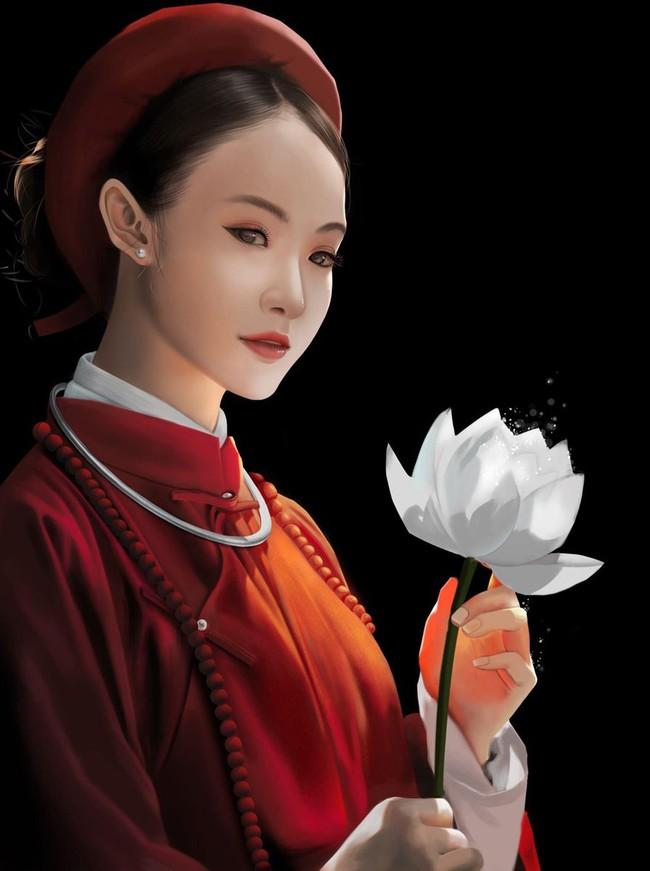 Cái kết chẳng ai ngờ của 2 nàng Công chúa Việt cắt tóc đi tu nhưng vẫn bị Vua cha ép gả - Ảnh 3.