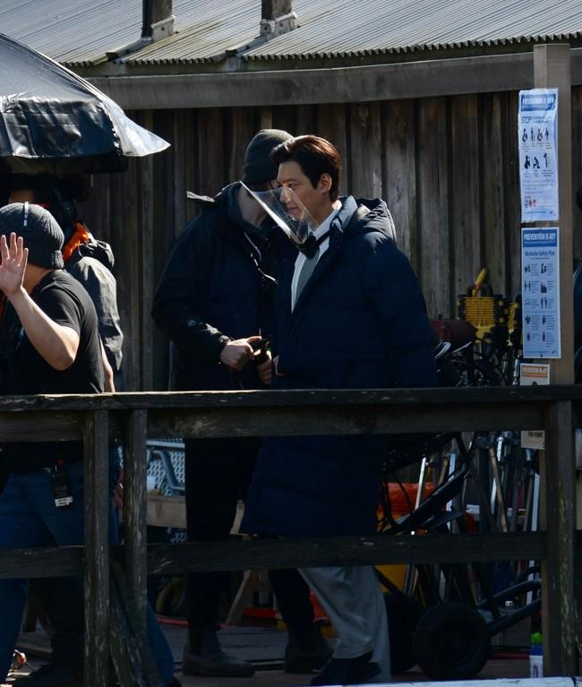 """Lee Min Ho bị chê đen đúa, phát tướng nhưng khi nhìn loạt ảnh này thì netizen mới biết tất cả chỉ là """"cú lừa"""" - Ảnh 4."""