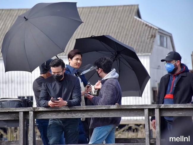 """Lee Min Ho bị chê đen đúa, phát tướng nhưng khi nhìn loạt ảnh này thì netizen mới biết tất cả chỉ là """"cú lừa"""" - Ảnh 7."""