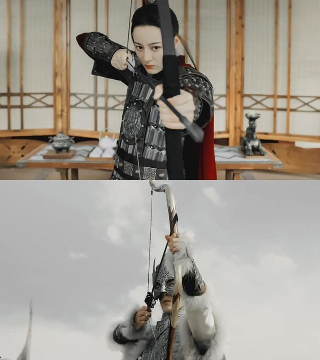 Trường Ca Hành: Lộ cảnh Địch Lệ Nhiệt Ba - Ngô Lỗi động phòng, netizen té ngửa khi biết sự thật - Ảnh 4.