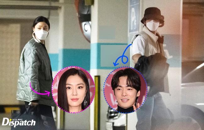 """Hai cặp đôi chính phụ của """"Hạ Cánh Nơi Anh"""" hẹn hò, netizen bàn tán sôi nổi về """"bà mối mát tay"""" nhất Kbiz - Ảnh 2."""