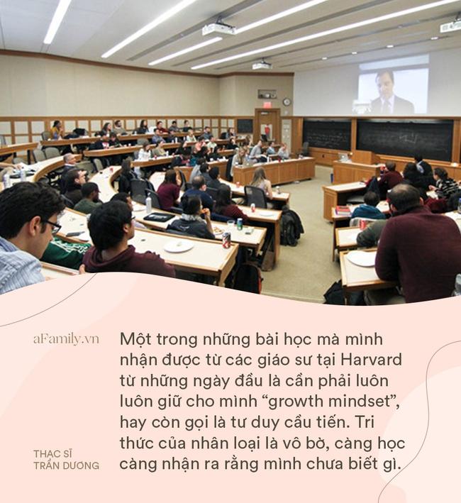Thạc sĩ Harvard có chia sẻ gây bão MXH về 3 điều được dạy tại ngôi trường đại học tốp 1 thế giới, điều đầu tiên quá chí lý! - Ảnh 3.