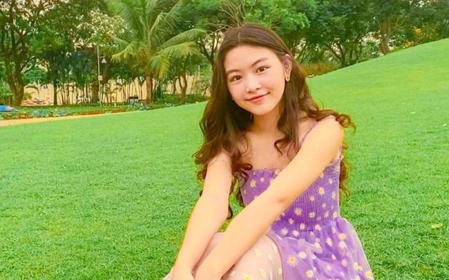 """Con gái Quyền Linh: Tiểu thư giàu có, học trường quốc tế nhưng đi học vẫn bị bạn """"bơ đẹp"""", cách giải quyết của gia đình quá đỉnh - Ảnh 4."""