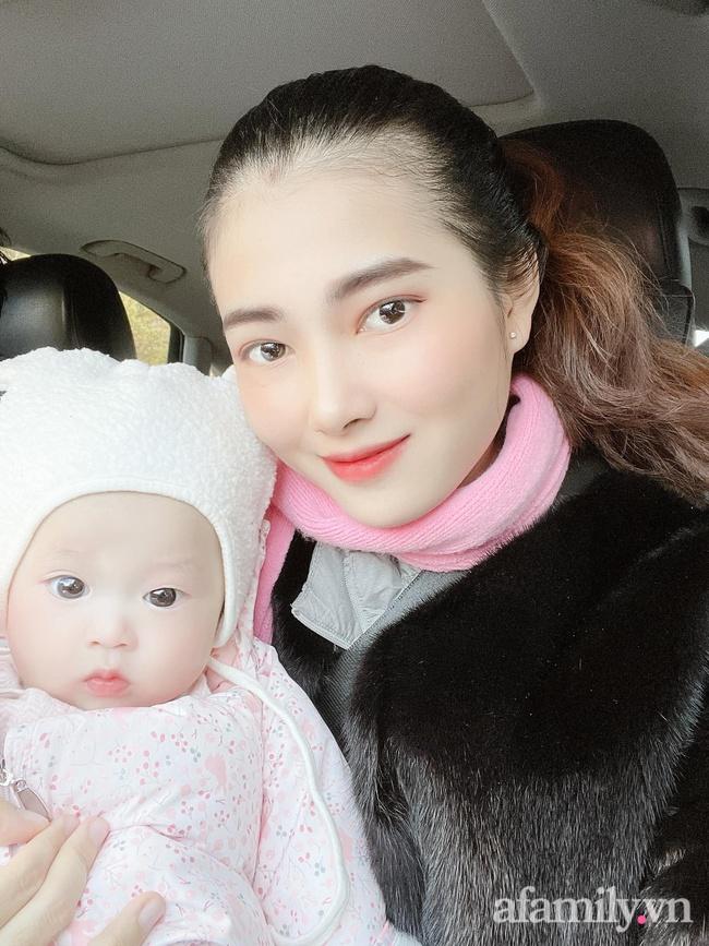 Tiết lộ danh tính bé gái Việt xuất hiện trong bộ phim đình đám Hàn Quốc - Penthouse, ngoài đời gây choáng vì gương mặt xinh như búp bê - Ảnh 3.