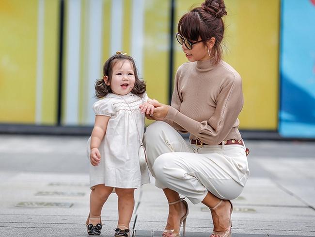 Kể vài ba câu chuyện hàng ngày với con gái, siêu mẫu Hà Anh khiến các bậc cha mẹ gật đầu lia lịa vì câu đúc kết quá chuẩn! - Ảnh 3.