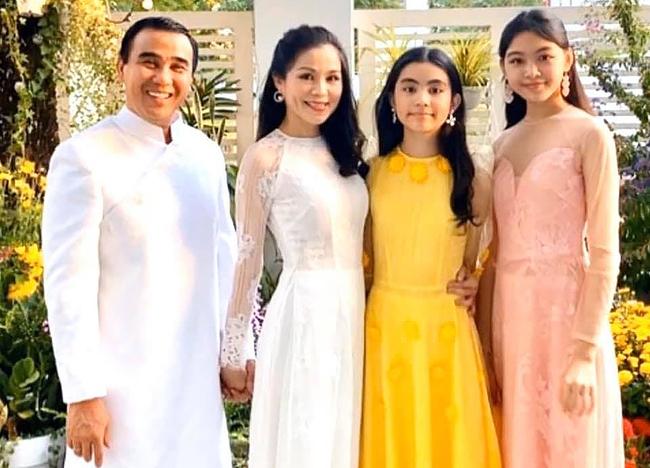 """Con gái Quyền Linh: Tiểu thư giàu có, học trường quốc tế nhưng đi học vẫn bị bạn """"bơ đẹp"""", cách giải quyết của gia đình quá đỉnh - Ảnh 1."""