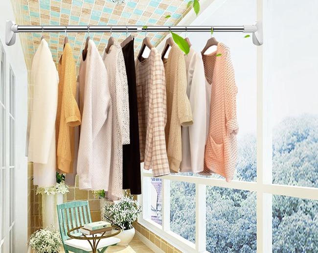 """Chẳng còn chỗ phơi quần áo vì ban công để dành """"sống ảo"""" mất rồi, đây là vài giải pháp làm khô quần áo hiệu quả và cực tiết kiệm không gian  - Ảnh 6."""