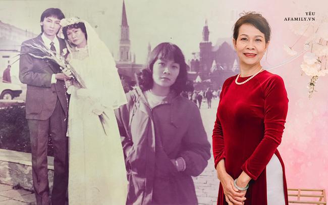 Câu chuyện tình cách đây 38 năm của cặp đôi Việt tại Matxcova: Cầm trên tay tấm hình duy nhất về con dâu, bố chồng vượt đường xa đến nhà thông gia, quyết cưới vợ cho con trai! - Ảnh 2.