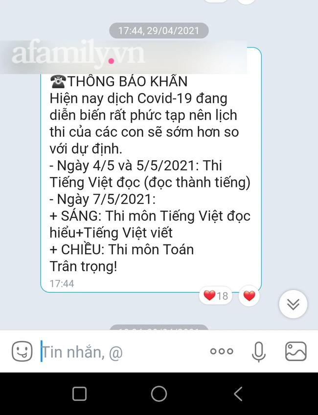 Trước những diễn biến của dịch Covid-19, nhiều trường ở Hà Nội quyết định điều chỉnh kế hoạch năm học - Ảnh 3.
