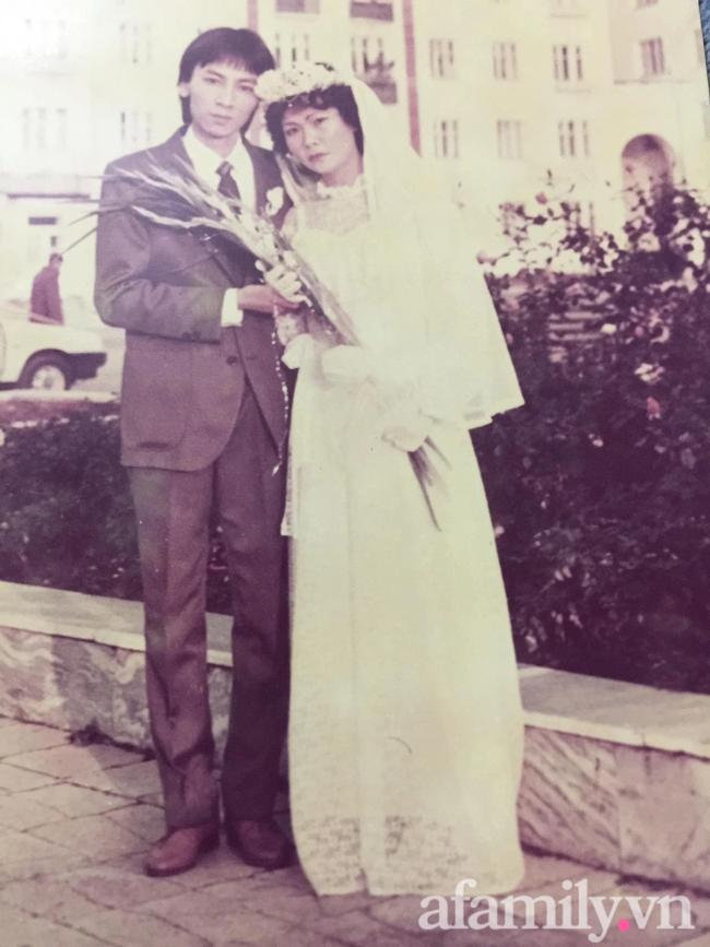 Câu chuyện tình cách đây 38 năm của cặp đôi Việt tại Matxcova: Cầm trên tay tấm hình duy nhất về con dâu, bố chồng vượt đường xa đến nhà thông gia, quyết cưới vợ cho con trai! - Ảnh 5.