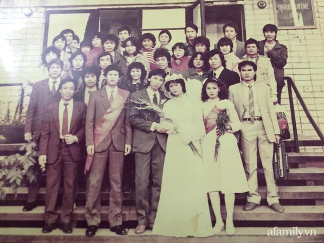 Câu chuyện tình cách đây 38 năm của cặp đôi Việt tại Matxcova: Cầm trên tay tấm hình duy nhất về con dâu, bố chồng vượt đường xa đến nhà thông gia, quyết cưới vợ cho con trai! - Ảnh 7.