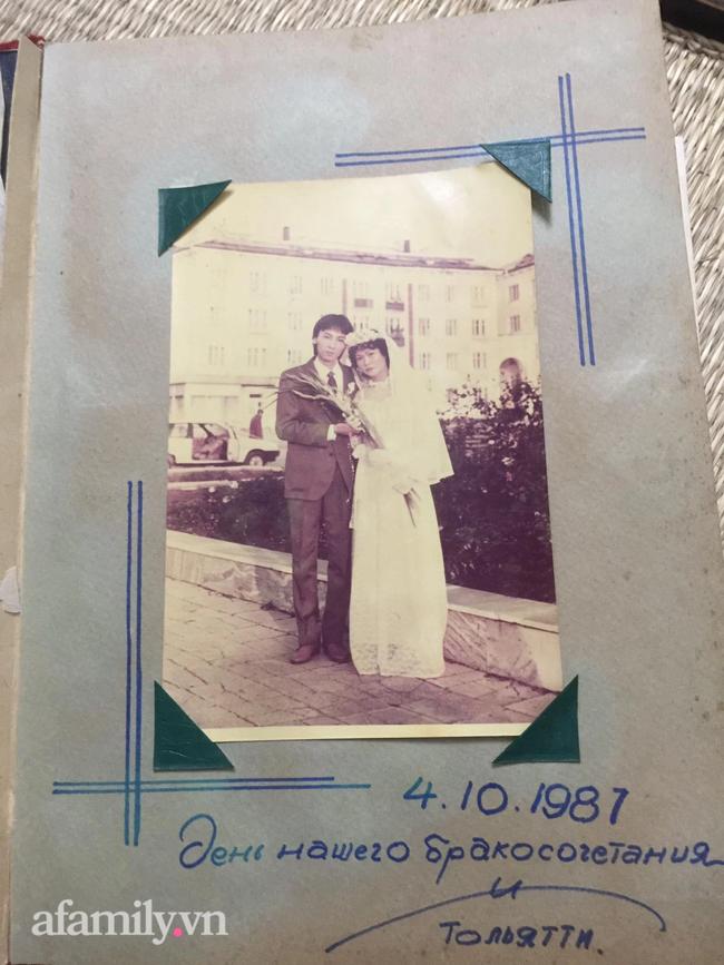 Câu chuyện tình cách đây 38 năm của cặp đôi Việt tại Matxcova: Cầm trên tay tấm hình duy nhất về con dâu, bố chồng vượt đường xa đến nhà thông gia, quyết cưới vợ cho con trai! - Ảnh 9.
