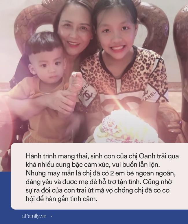 Đang bầu 6 tháng thì chồng bỏ đi biệt tăm, mẹ Sài Gòn tủi thân vì phải đi đẻ 1 mình và cái kết bất ngờ - Ảnh 6.