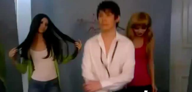 Nathan Lee quay clip với thí sinh Next Top Model hồi 10 năm trước: Thời đó người ta chửi tôi là điên khùng - Ảnh 2.