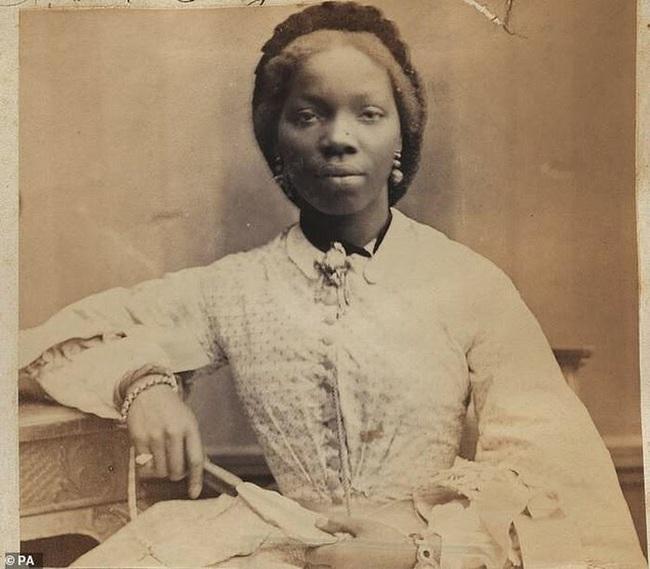"""Hoàng gia Anh từng có một nàng """"Công chúa da đen"""" kỳ lạ: xuất thân nô lệ, nhờ may mắn được Nữ hoàng nhận làm con nuôi - Ảnh 1."""