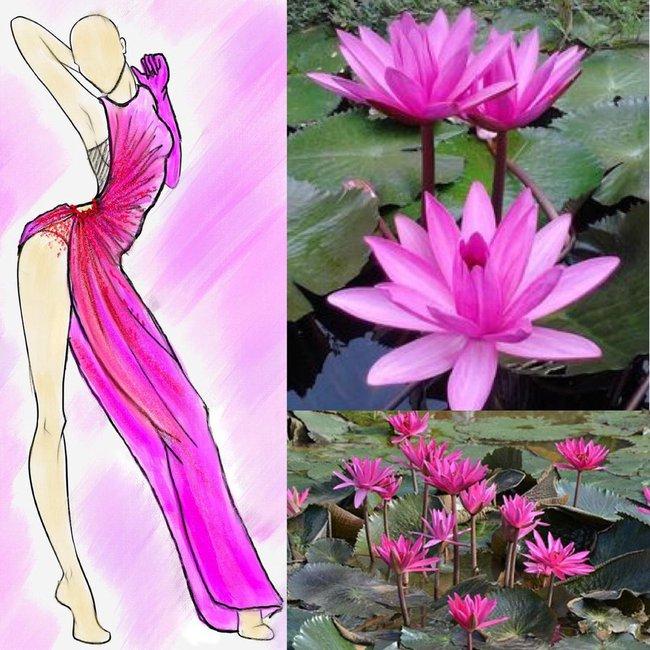"""Hoa hậu Khánh Vân """"chặt đẹp"""" dàn thí sinh Miss Universe với thiết kế hoa súng gợi cảm, khoe chân dài mướt mắt - Ảnh 6."""
