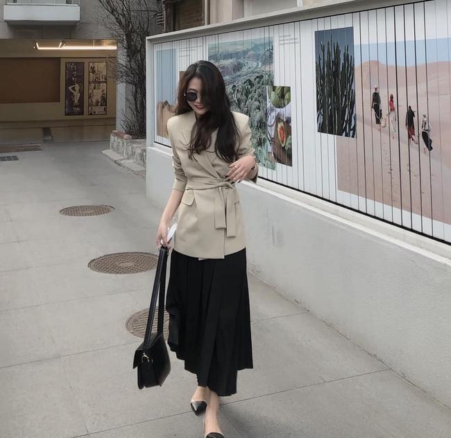 """Phương Anh - quý cô diện đồ Hàn theo style Pháp: """"Sự tinh tế, sang trọng luôn đến từ những món đồ cơ bản nhất"""" - Ảnh 10."""