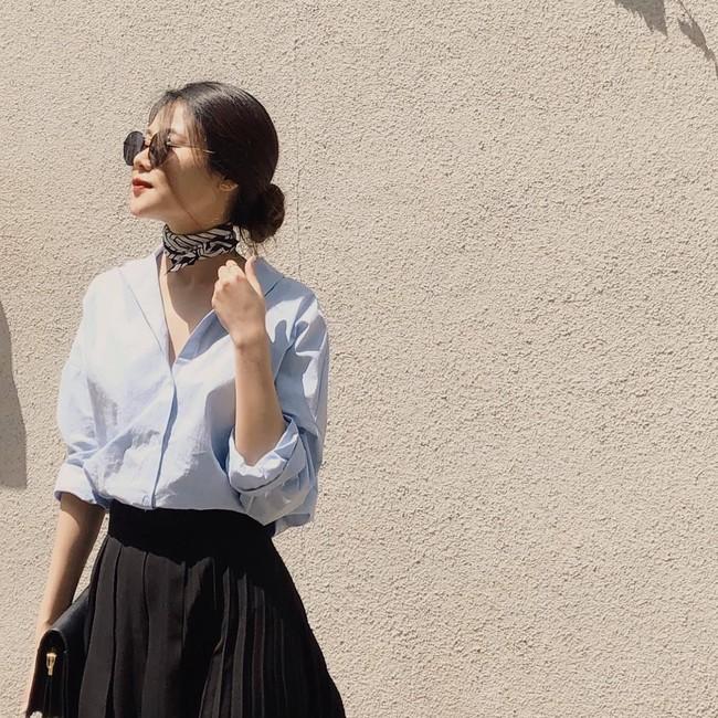 """Phương Anh - quý cô diện đồ Hàn theo style Pháp: """"Sự tinh tế, sang trọng luôn đến từ những món đồ cơ bản nhất"""" - Ảnh 14."""
