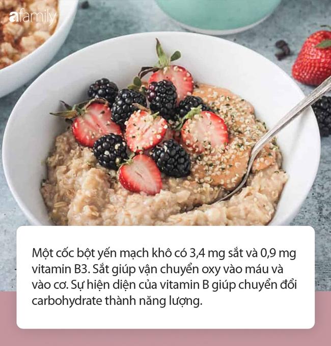 Khám phá món ăn sáng yêu thích của Yến Trang: Vừa giữ dáng lại giúp dưỡng da đẹp mịn từ bên trong! - Ảnh 3.