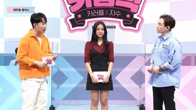"""Luôn được ví von nhan sắc như Hoa hậu Hàn nhưng Jisoo (Black Pink) lại bị chê """"dừ"""" như 30+ trong lần tái xuất gần đây - Ảnh 6."""