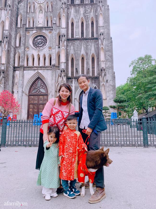 """5 năm sinh mổ 3 lần, được bạn bè khen như """"siêu nhân"""", mẹ Hà Nội chia sẻ """"kim chỉ nam"""" giải quyết tất tần tật các vấn đề của đẻ dày - Ảnh 1."""