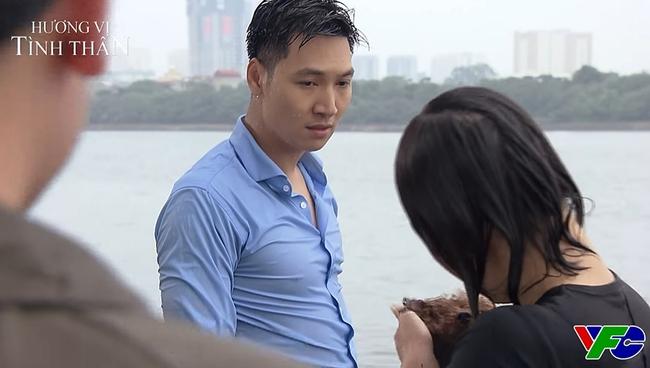 """Hương vị tình thân: Mạnh Trường đang chia tay bạn gái thì gặp Phương Oanh """"tự tử"""", duyên nợ thế là cùng! - Ảnh 1."""