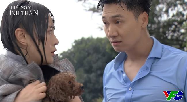 """Hương vị tình thân: Mạnh Trường đang chia tay bạn gái thì gặp Phương Oanh """"tự tử"""", duyên nợ thế là cùng! - Ảnh 4."""