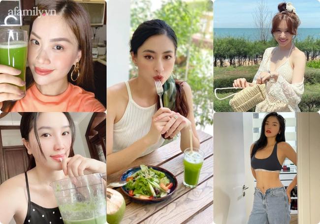 Loại nước ép nổi ầm ầm mà Hari Won từng uống giảm cân, nay đến Hoa hậu Đỗ Thị Hà cũng uống để da đẹp, dáng thon, đánh tan bụng mỡ - Ảnh 5.