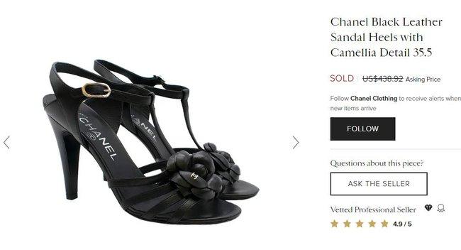 """Đi vào vết xe đổ của Hà Hồ, Lệ Quyên diện đồ sang xịn, đi hẳn sandals Chanel vẫn """"kém sang"""" chỉ vì chi tiết này - Ảnh 2."""