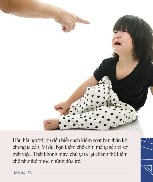 Đứa trẻ không thể chịu được những lời chỉ trích trong ba tình huống này, bạn càng chỉ trích, đứa trẻ càng dễ lâm vào bi kịch - Ảnh 2.