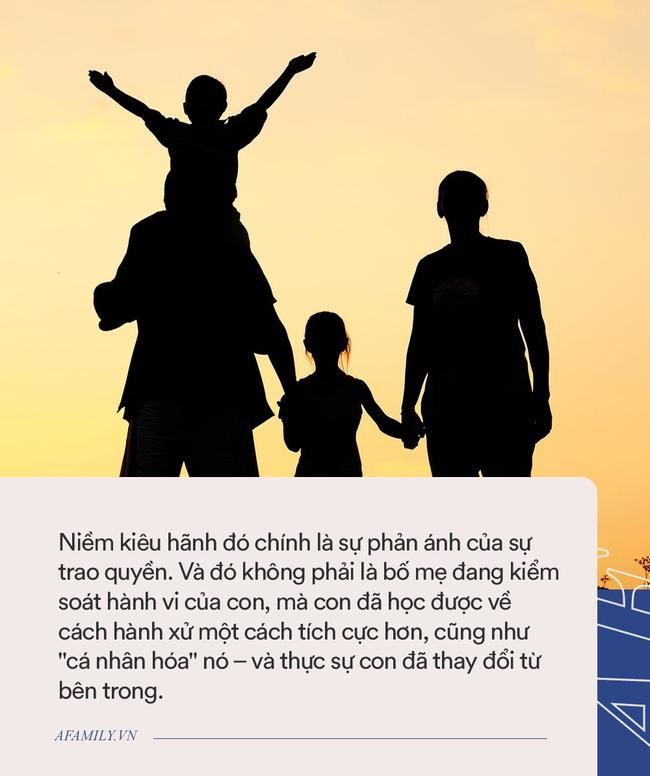 """Một câu nói được coi như """"thần chú"""" giúp bố mẹ thay đổi hành vi chưa tốt của con - Ảnh 3."""