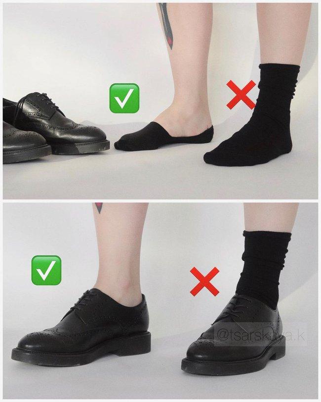 Một lỗi sai khi đi giày/ sandals màu hè mà nhiều chị em không để ý, nhưng lại khiến cả set đồ kém sang trầm trọng - Ảnh 6.