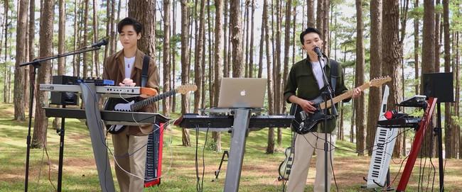 K-ICM tung ca khúc thứ 3 trong năm, lại còn kết hợp với trai đẹp nhóm MONSTAR - Ảnh 6.