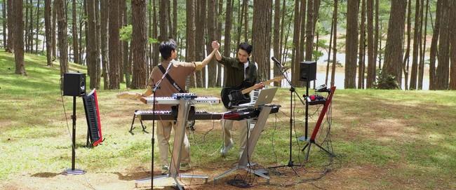 K-ICM tung ca khúc thứ 3 trong năm, lại còn kết hợp với trai đẹp nhóm MONSTAR - Ảnh 5.