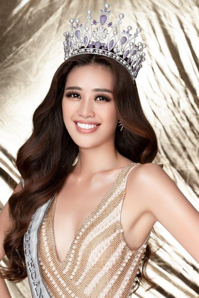 """""""Soi"""" học vấn của Hoa hậu Khánh Vân: Từng bị đánh giá thấp so với 2 Á hậu, tiết lộ ước mơ nghề nghiệp gây bất ngờ - Ảnh 3."""