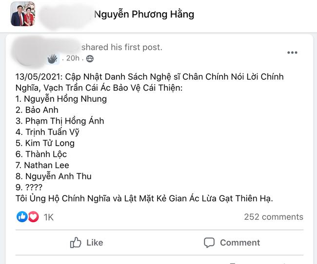 """Fan bà Phương Hằng phát tán """"tin nóng"""" kéo nghệ sĩ Thành Lộc, MC Trấn Thành vào cuộc, mừng rỡ vì MC quốc dân đứng về phía bà Hằng?! - Ảnh 4."""