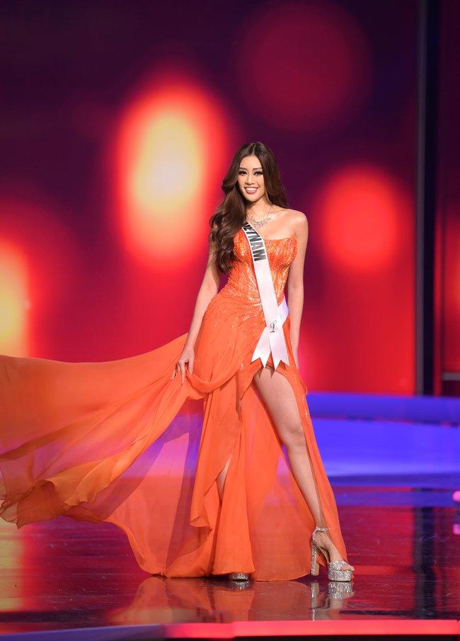 Xôn xao bảng điểm và thứ hạng của Khánh Vân sau đêm Bán kết Hoa hậu Hoàn vũ 2020 - Ảnh 5.
