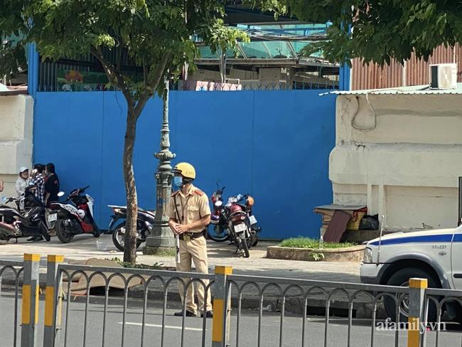 Đau xót tài xế xe công nghệ bị đâm chết gần cổng Bệnh viện Nhi đồng 1, tô cơm còn chưa kịp ăn - Ảnh 2.
