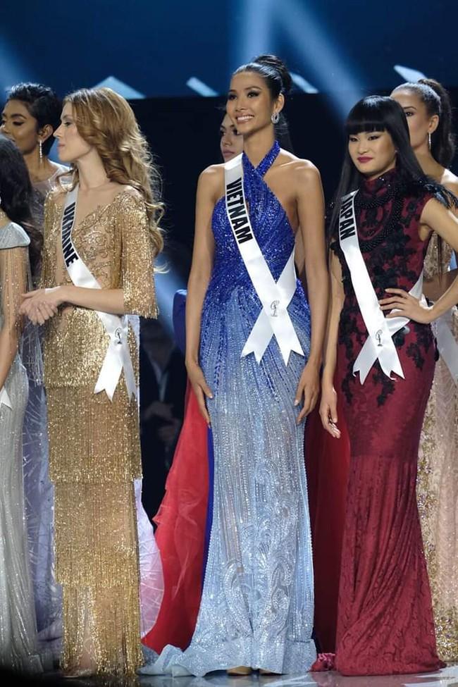 Váy thi chung kết Miss Universe của mỹ nhân Việt: Toàn cực phẩm nhưng ai mới là người nổi nhất