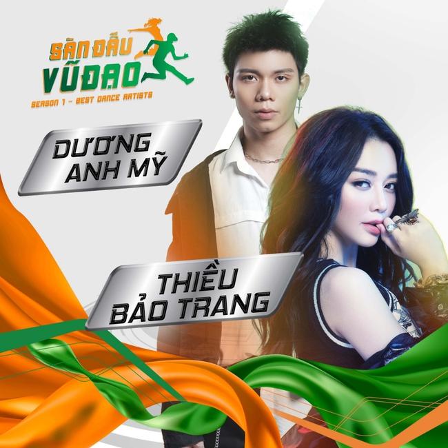 Xuất hiện gameshow mới về vũ đạo, khán giả trông chờ màn đối đầu của Hậu Hoàng với Tlinh, Thiều Bảo Trang - Ảnh 3.
